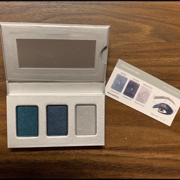 Other - Truly Vibrant Ocean Blue Eyeshadow Trio